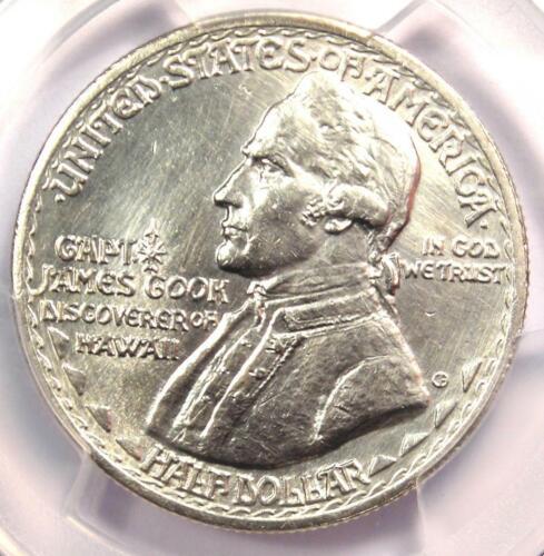 1928 Hawaiian Half Dollar 50C Hawaii Coin - Certified PCGS AU Details!