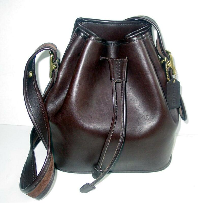 vintage coach shoulder bag ebay
