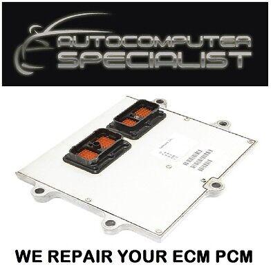 2005 DODGE CUMMINS DIESEL RAM TRUCK RAMVAN COMPUTER ECM PCM TCM REPAIR SERVICE