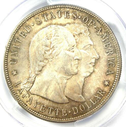 1900 Lafayette Silver Dollar $1 - PCGS MS63 (BU UNC) - Rare Coin - $1,300 Value!