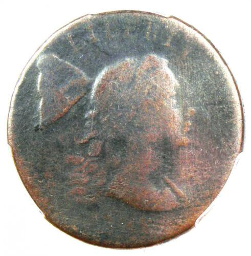 1794 Head of 1793 Liberty Cap Large Cent 1C S-19a - Certified PCGS VG Detail