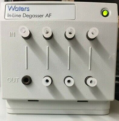 Waters 4 Channel In-line Degasser Af Guaranteed Working