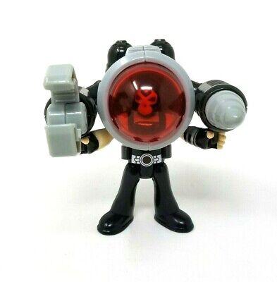 DC Super Friends BANE Figure & Drill Suit Imaginext Fisher-Price
