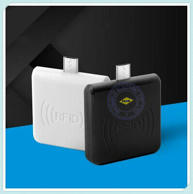 13.56mhz Mini Usb Rfid Reader  Nfc Ic Card Reader For Android Mobile Phone