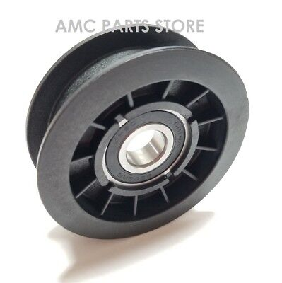 Flat Idler Pulley Replaces John Deere Sabre Pulley GX20287  for sale  Grants Pass