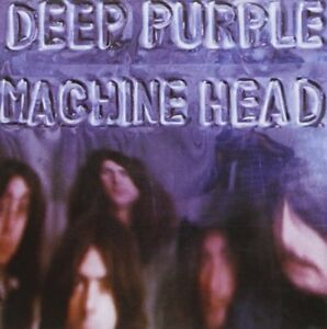 DEEP PURPLE MACHINE HEAD 180 GRAM VINYL LP