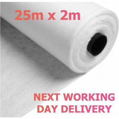Soakaway Membrane Geotextile Non Wovan 25m x 2m NEXT WORKING DAY