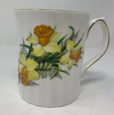Vintage! Royal Dover Fine Bone China Tea Cup Made In England NoChips NoCracks FS Bone China England Tea Cup