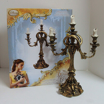 Disney Beauty & the Beast Live Action Limited Edition LE 2000 Lumiere Figurine