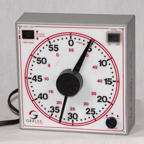 GraLab Model 171 60-Minute General Purpose Darkroom Timer EX