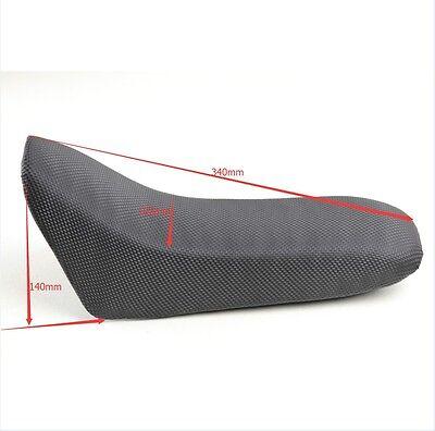 Foam Seat 50cc 70cc 90cc 110cc 125cc Racing Style PIT PRO QUAD DIRT BIKE -