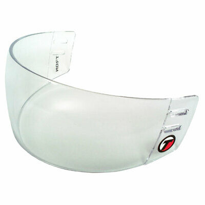 TRON S30 ANTI-SCRATCH/ANTI-FOG HOCKEY HELMET VISOR (CLEAR) Anti Fog Hockey Visor