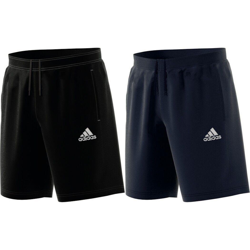 adidas Core15 Woven Short kurze Sporthose Kinder Erwachsene schwarz dunkelblau