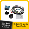 Für Opel Vivaro 06-14 Kastenwagen und Bus Kpl. Elektrosatz spez 13pol