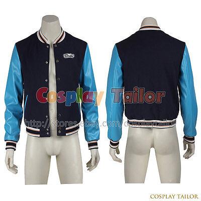 Suicide Squad Chato Santana Jacket Cosplay Costume Halloween Adult Jacket Coat