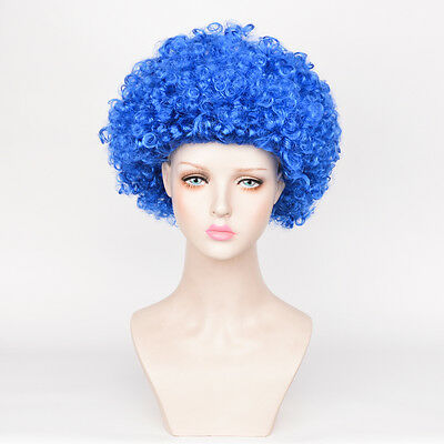 Thing 1 Thing 2 The Cat in the Hat Dr Seuss Costume cosplay party wig wigs - Thing 1 Thing 2 Wig