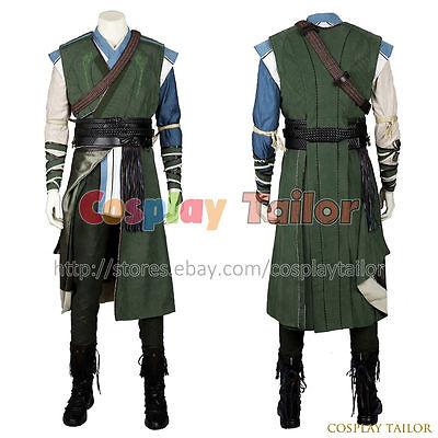 Doctor Halloween Costumes For Adults (Doctor Strange Cosplay Baron Karl Amadeus Mordo Halloween Costume For Adults)