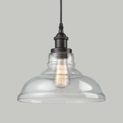 Large Ceiling Pendant - Modern Farmhouse Glass Pendant Light Large Kitchen Hanging Lighting Ceiling