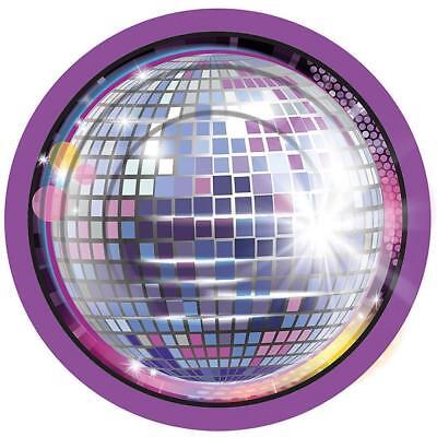 Disco Ball Fever 70's Decades Retro Theme Dance Party 7