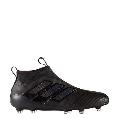 adidas ACE 17+ PURECONTROL FG Fußballschuhe Magnetic Storm Pack schwarz [S77166] (Ace Magnetics)
