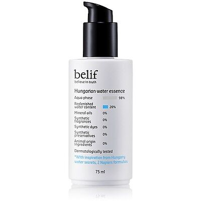 Hungarian Water - [Belif] Hungarian Water Essence 75ml 2.53oz Korea cosmetics By LG cares