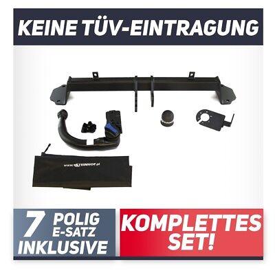 Für BMW 3er E91 Touring Anhängerkupplung starr+ES 7p ABE