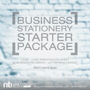 Logo and Stationery packages Kedron Brisbane North East Preview