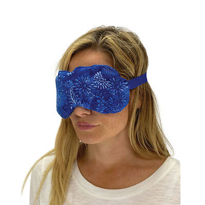 Lavender Eye Mask- For Headache & Migraine Relief-Sleep Better- Blocks All