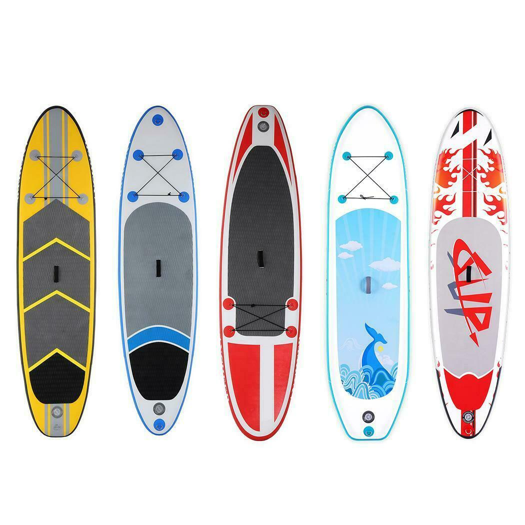 SUP Surfboard with complete kit 6'' thick 11' Inflatable Sta