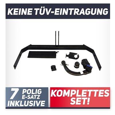 Brink Anhängerkupplung für VW Polo V 6C 3//5-Tür 14-17 starr 7pol spezifisch