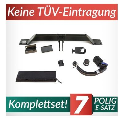 E-Satz 13pol Set neu Anhängerkupplung abnehmbar Auto Hak 5er Touring Typ E61