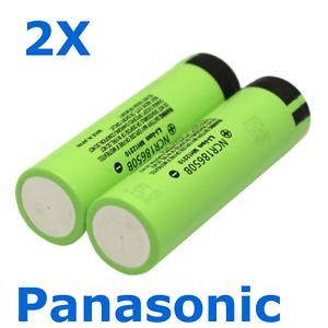 2X-PANASONIC-ORIGINAL-NCR18650PF-BATERIA-DE-LITIO-2900MAH-3-7V-18650