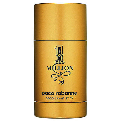 Paco Rabanne 1 Million Deodorant Stick 2.2oz For Men * Low Shipping  for sale  Shipping to Nigeria