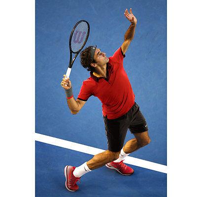 NEW Nike Advantage Premier Polo TENNIS SHIRT SIZE L $90 RF Roger Federer