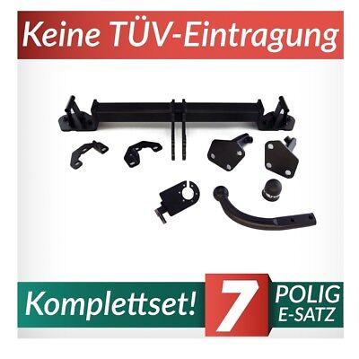 Für BMW 3er E90 4-Tür Limousine Anhängerkupplung starr+ES 7p ABE