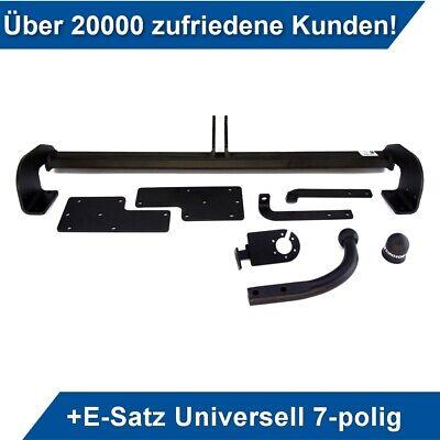 AHK Suzuki SX4 5-Tür 2WD//4WD 06-13 Kpl Anhängerkupplung starr+ES 13p uni