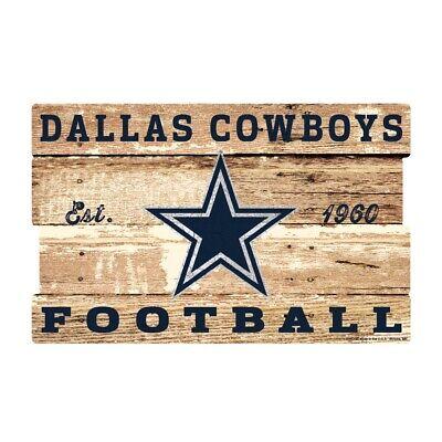 buy popular 24c21 fb9c1 Dallas Cowboys XXL Holzschild 76 cm ! !,NFL Football,Plank Wood Sign