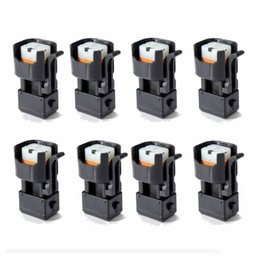 8 USCAR EV6 /& EV14 Female to EV1 Male Fuel Injector Connectors Adapters IN USA