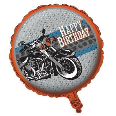 Cycle Shop Motorcycle Theme Biker Birthday Party Decoration 18