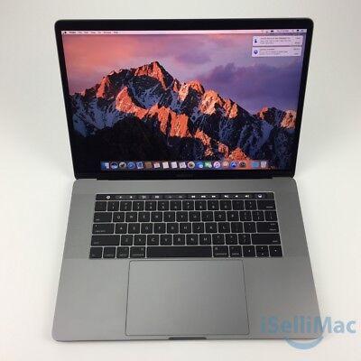 "Apple 2016 Macbook Pro Retina Touch Bar 15"" 2.6GHz I7 256GB SSD 16GB MLH32LL/A"