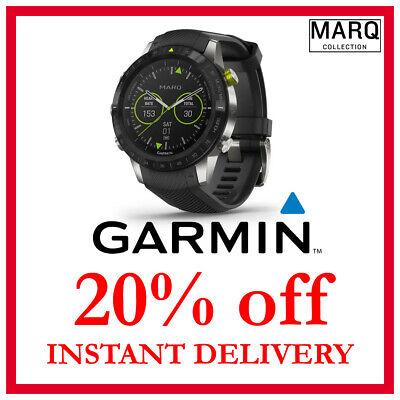 Garmin MARQ Athlete DISCOUNT 20% OFF (NO WATCH, READ DESCRIPTION)
