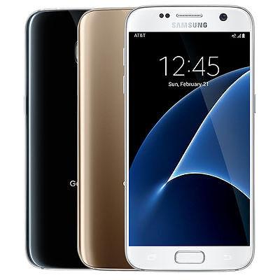 SELLER REFURBISHED SAMSUNG GALAXY S7 G930 32GB VERIZON AT&T T-MOBILE GSM UNLOCKED G930V SMARTPHONE