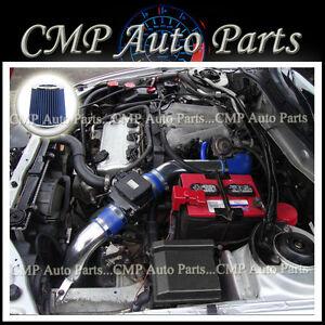 BLUE-1999-2003-Mitsubishi-GALANT-DE-ES-GTZ-LS-2-4L-3-0L-COLD-AIR-INTAKE-KIT