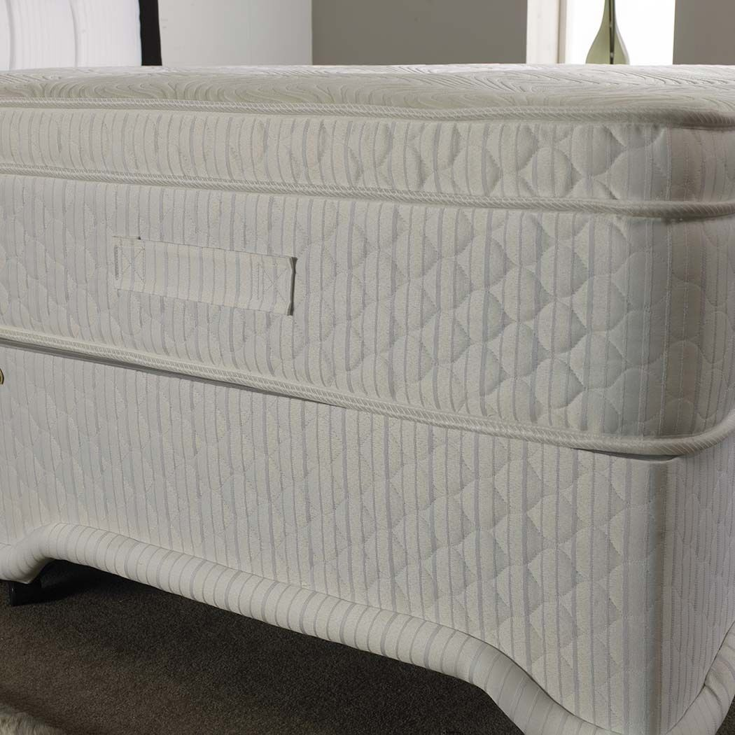 bw 12 1500 pocket sprung pillow top mattress 3ft single. Black Bedroom Furniture Sets. Home Design Ideas