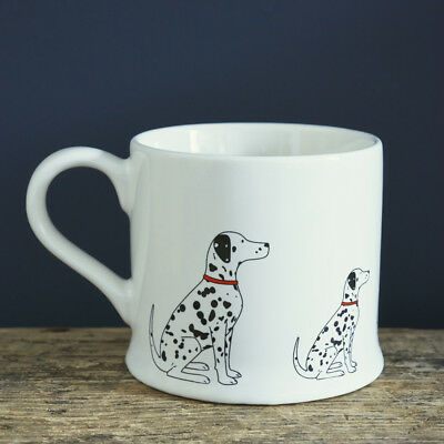 Sweet William DALMATIAN Mug | Great Gift for Dog Lovers | Xmas Gift | FREE P&P