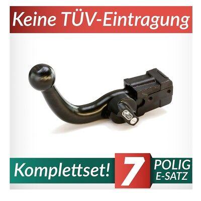 Auto Hak Anhängerkupplung starr /& 13poliger E-Satz für Baleno Fliessheck 16 AHK
