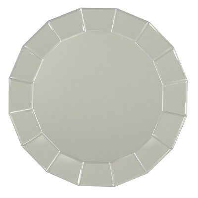 Hollywood Beveled Circle Mirror