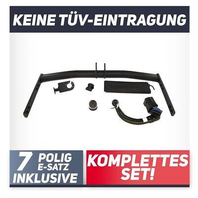 Anhängerkupplung starr für SEAT Toledo Elektrosatz NEU EBA EC 94//20