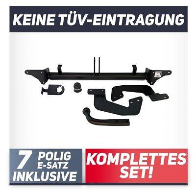 Anhängerkupplung starr Für Ford TRANSIT CONNECT II ab 2014+E-SATZ 13p SPEZIFISCH