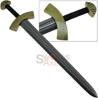 Loki Viking Sword FOAM Replica River Witham Medieval LARP Weapon Cosplay (Replica Medieval Weapons)